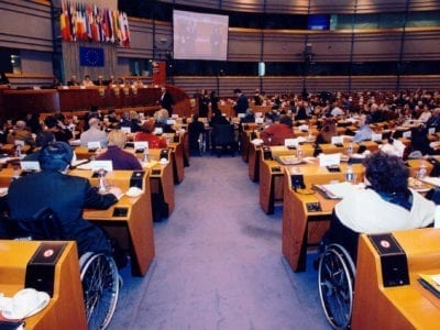 European Association of Service Providers for persons with Disabilities - EASPD